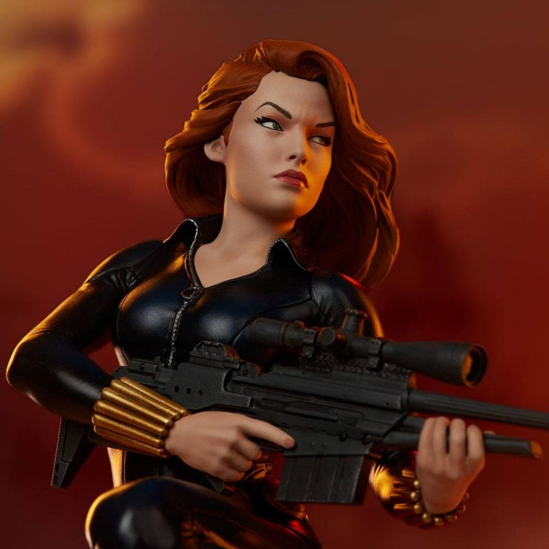 Black Widow - Avengers Assemble - 1/5 Scale Polystone Statue