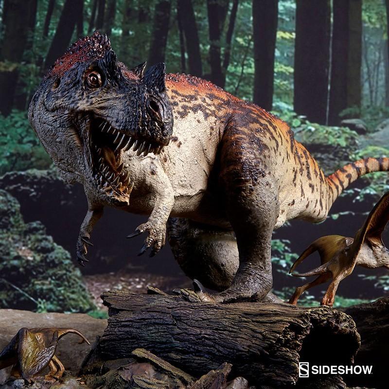 Ceratosaurus - Dinosaurier - Polystone Statue