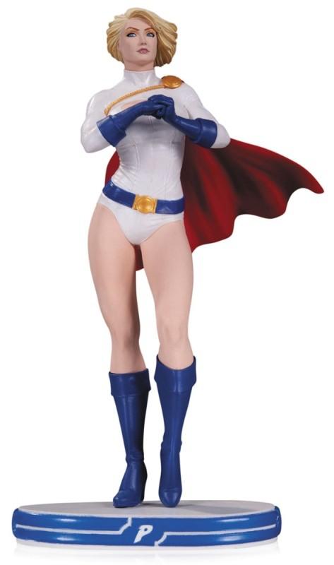 Power Girl - DC Comics Cover Girls - Resin Statue