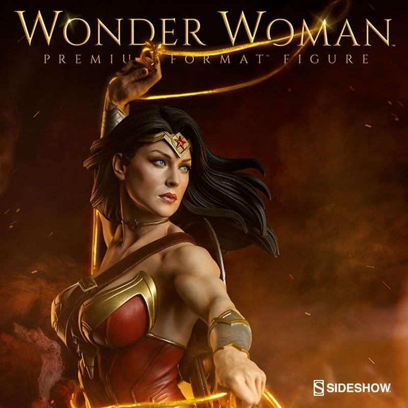 Wonder Woman - DC Comics - Premium Format Statue
