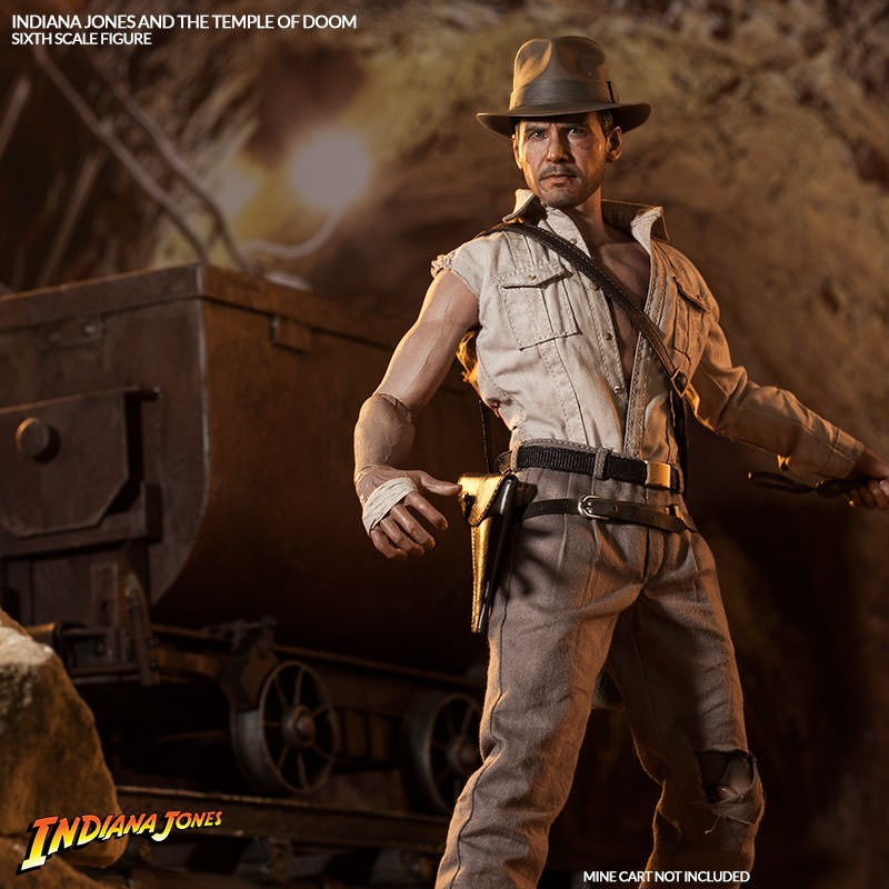 Indiana Jones – Temple of Doom - 1/6 Scale Figur