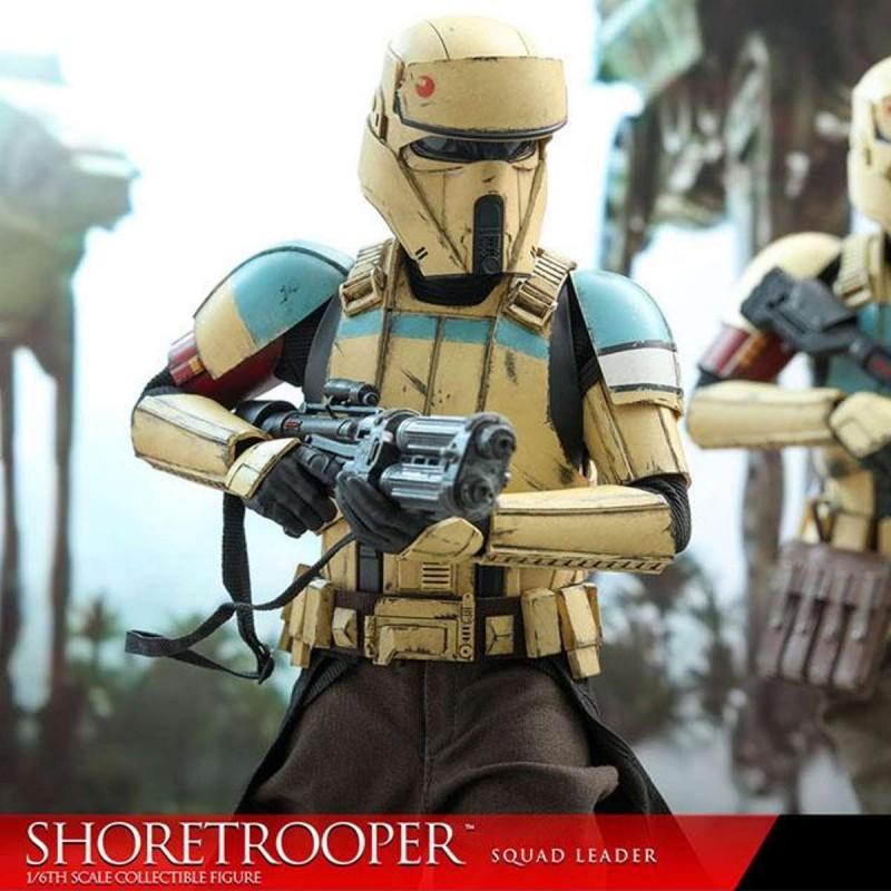 Shoretrooper Squad Leader - Star Wars Rogue One - 1/6 Scale Figur