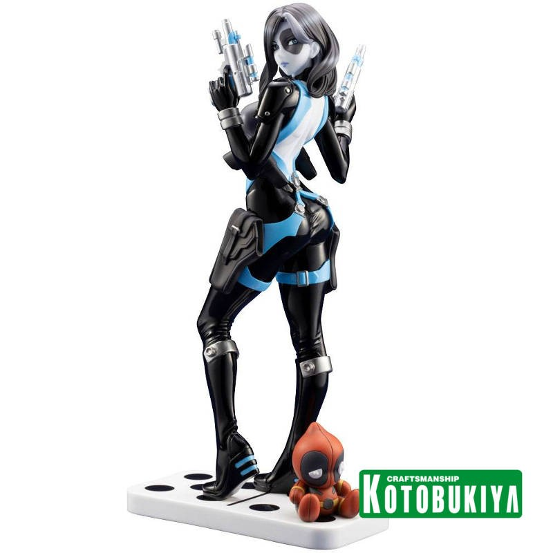 Domino - Marvel Comics - Bishoujo PVC Statue