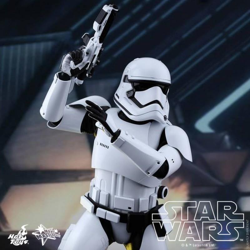 First Order Stormtrooper - Star Wars - 1/6 Scale Figur