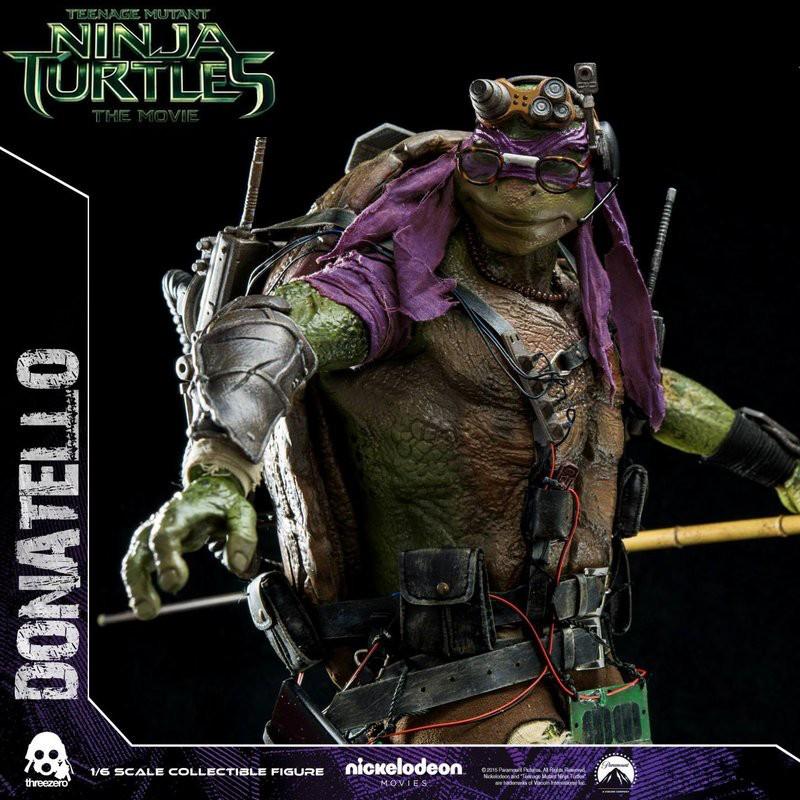 Donatello - TMNT - 1/6 Scale Action Figur