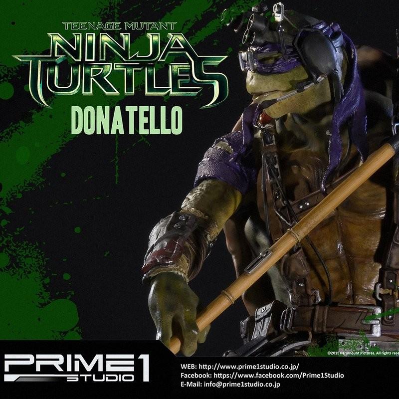 Donatello - TMNT - Museum Master Line Statue