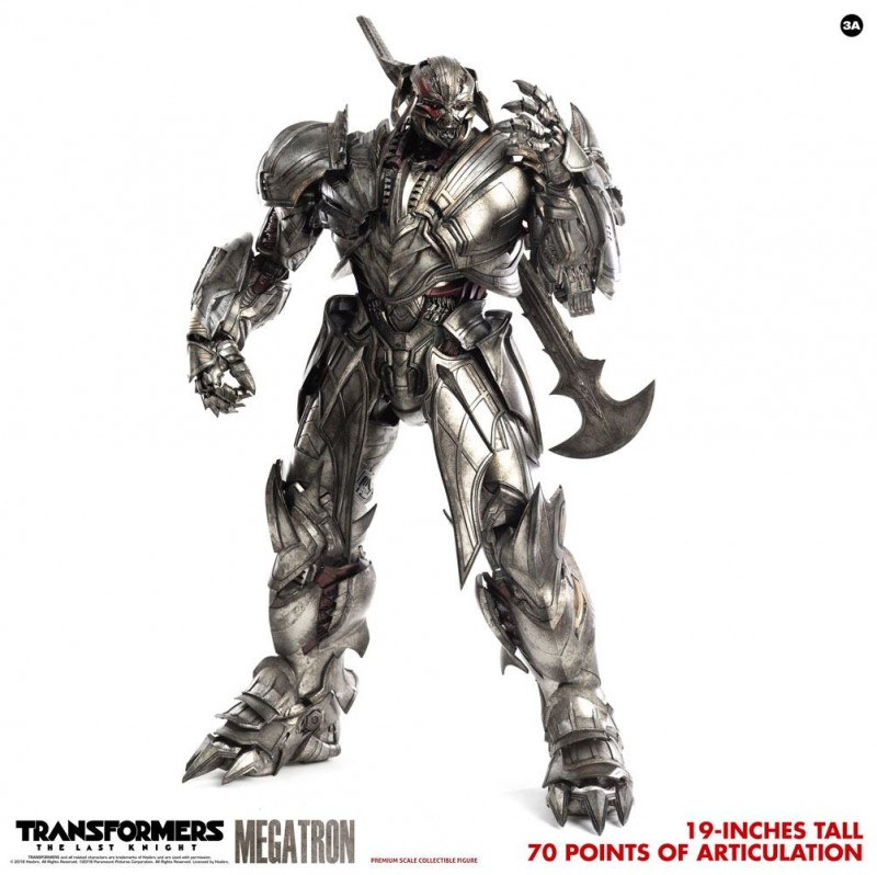 Megatron - Transformers The Last Knight - 1/6 Scale Action Figur