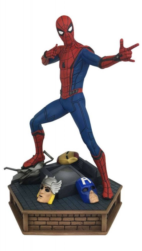 Spider-Man - Spider-Man Homecoming - Premier Collection Statue