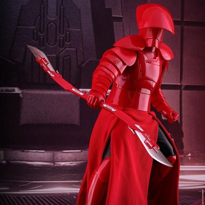 Praetorian Guard with Double Blade - Star Wars: The Last Jedi - 1/6 Scale Figur