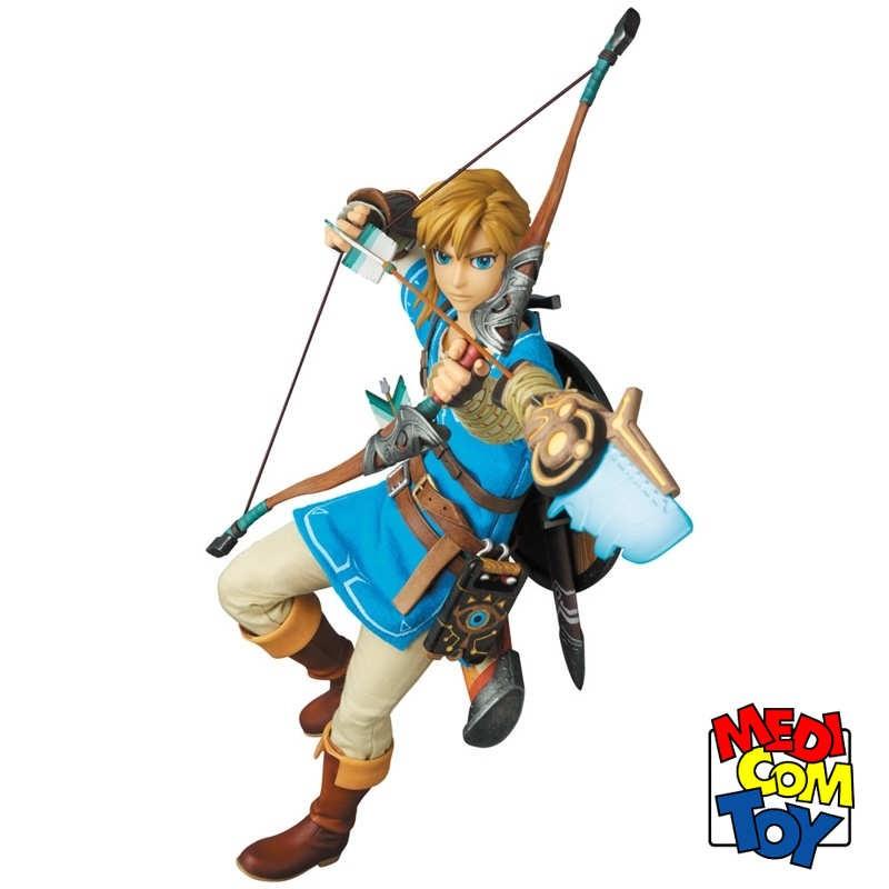 Link - The Legend of Zelda Breath of the Wild - 1/6 Scale RAH Figur