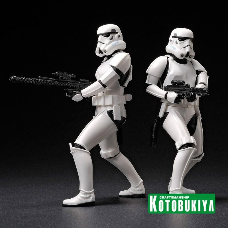 Stormtroopers - Star Wars - ARTFX+ Statuen Set