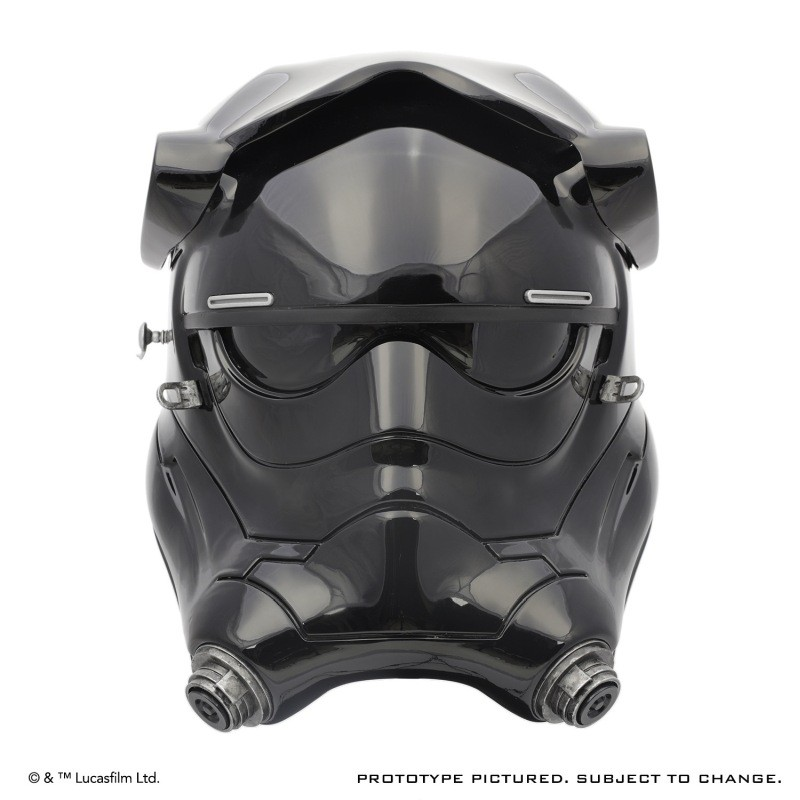 First Order Tie Fighter Pilot - Star Wars - Premier 1:1 Premier Replica Helm