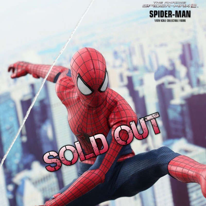 Amazing Spider-Man 2 - 1/6 Scale Action Figur