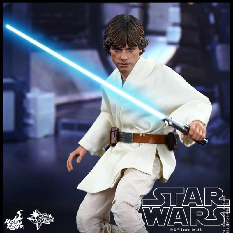 Luke Skywalker - Star Wars - 1/6 Scale Figur
