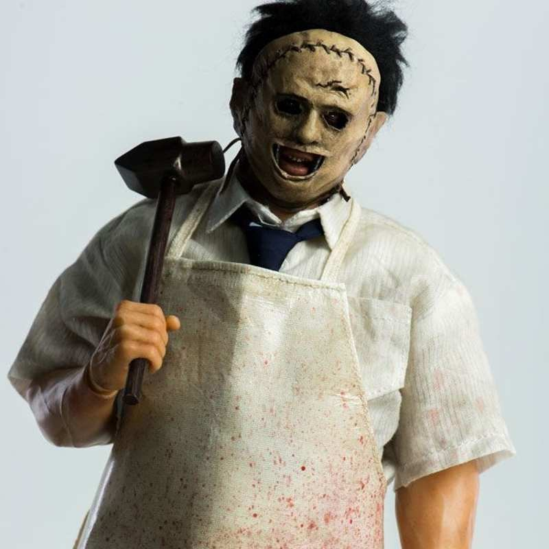 Leatherface - Texas Chainsaw Massacre - 1/6 Scale Actionfigur