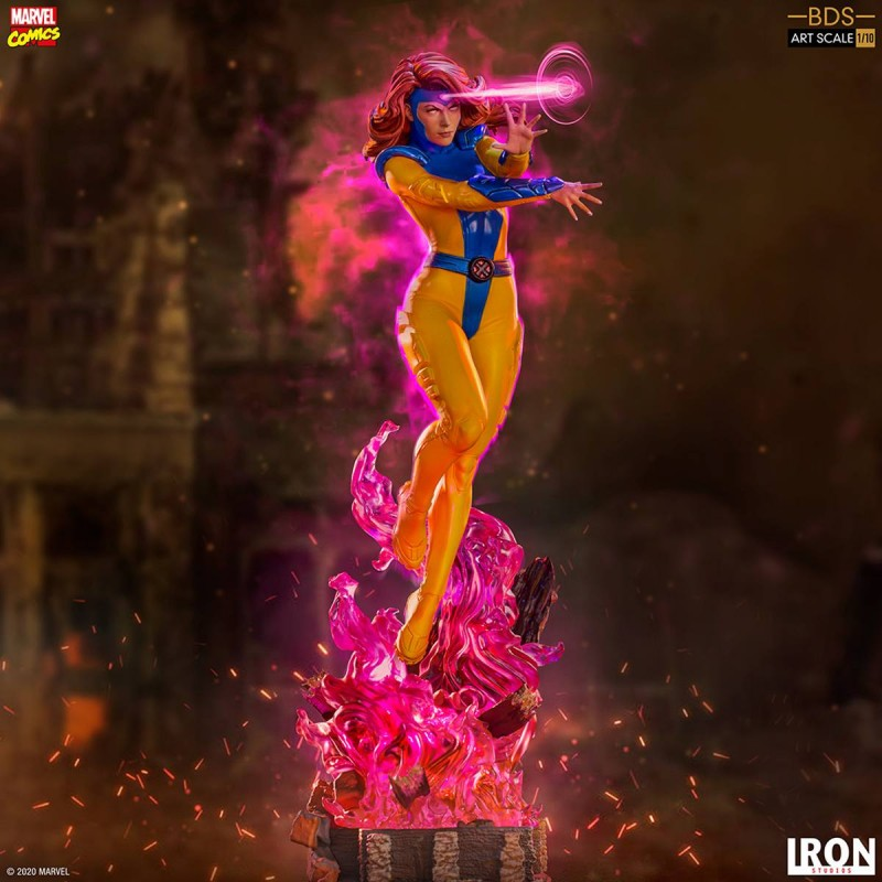 Jean Grey - Marvel Comics - 1/10 BDS Art Scale Statue