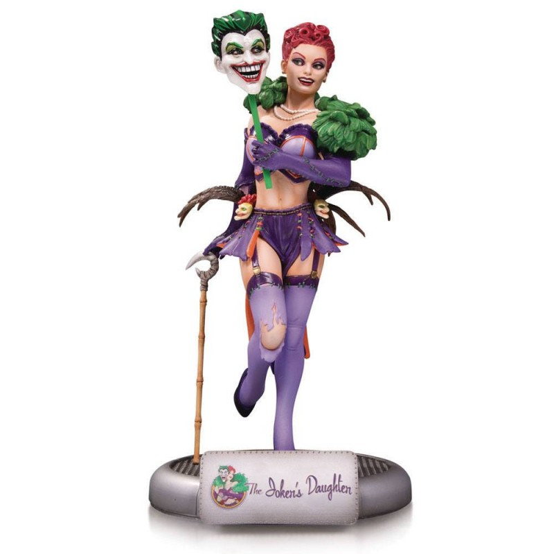 The Joker's Daughter - Bombshells - Polystone Statue