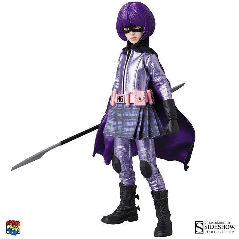 Hit-Girl - Kick-Ass - 1/6 Scale RAH Figur