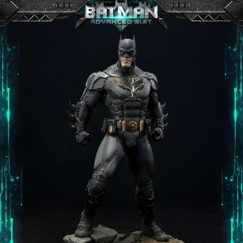 Batman Advanced Suit by Josh Nizzi - DC Comics - Polystone Statue