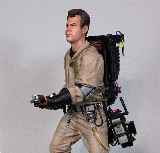 Ray Stantz - Ghostbusters - 1/4 Scale Statue