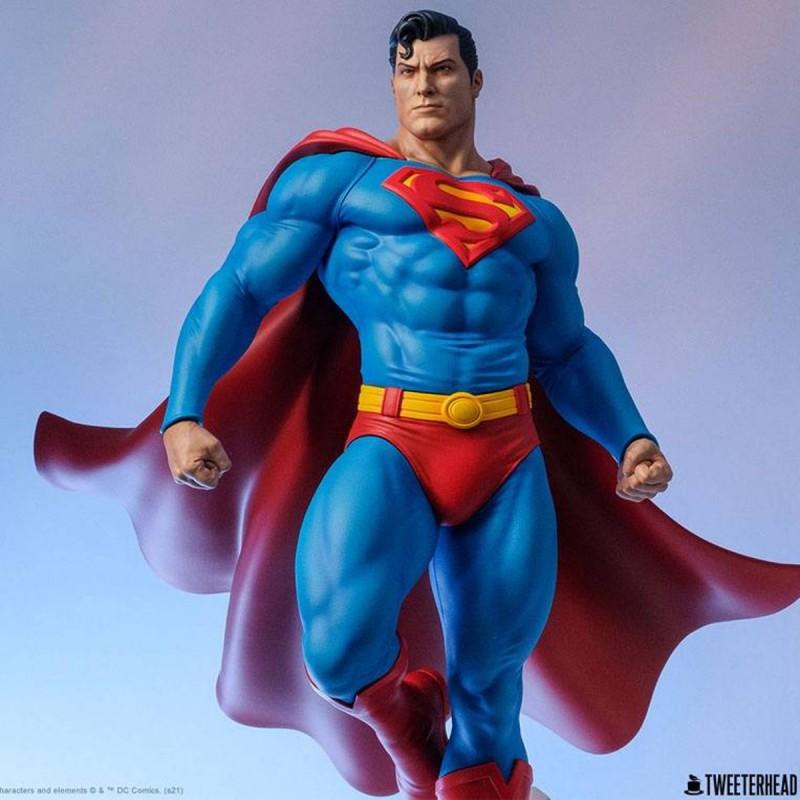 Superman - DC Comics - Maquette