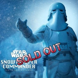 Snowtrooper Commander - Star Wars - 1/6 Scale Figur