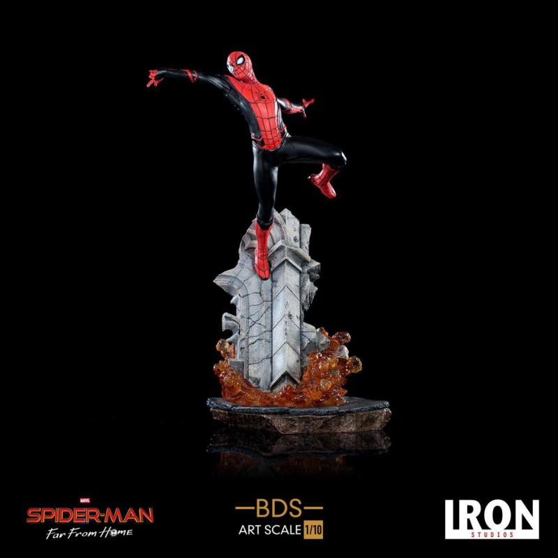 Spider-Man - Spider-Man: Far From Home - 1/10 BDS Art Scale Statue