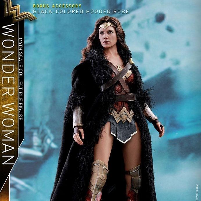 Wonder Woman Deluxe Version - Justice League - 1/6 Scale Figur