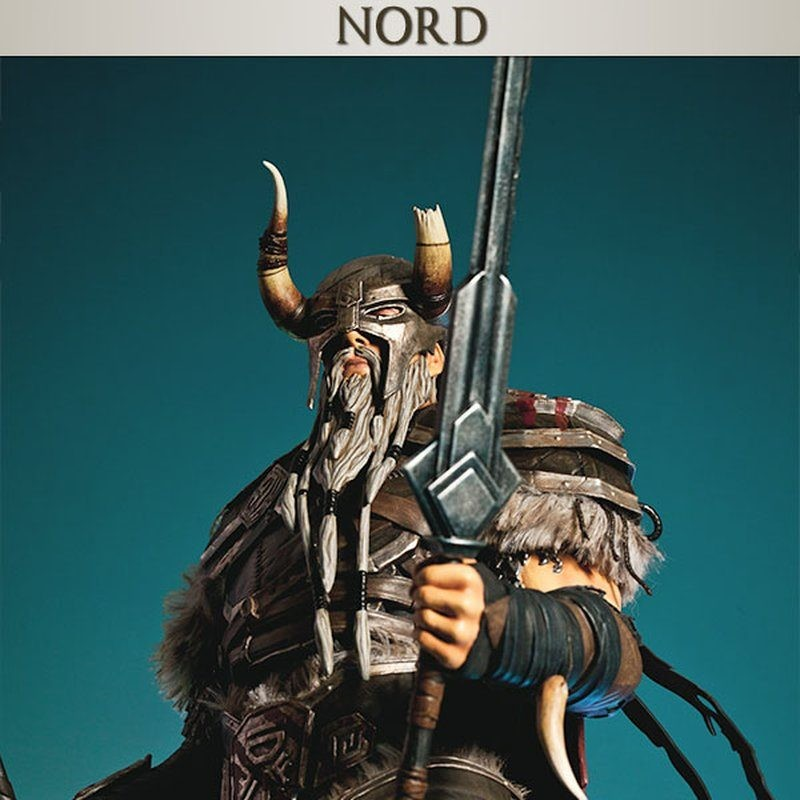 Nord - The Elder Scrolls - 1/6 Scale Statue