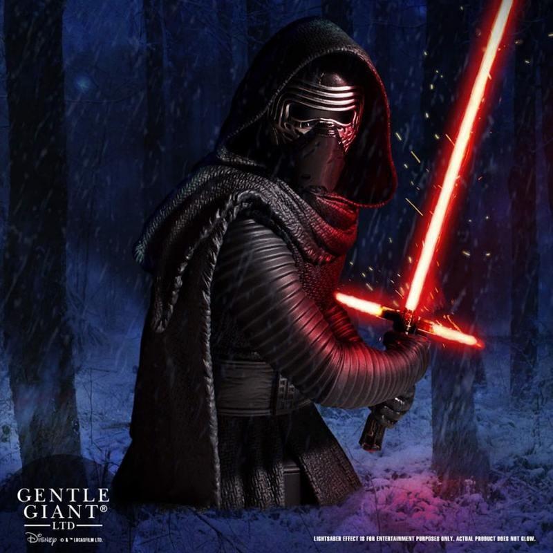 Kylo Ren - Star Wars - Deluxe Büste 1/6