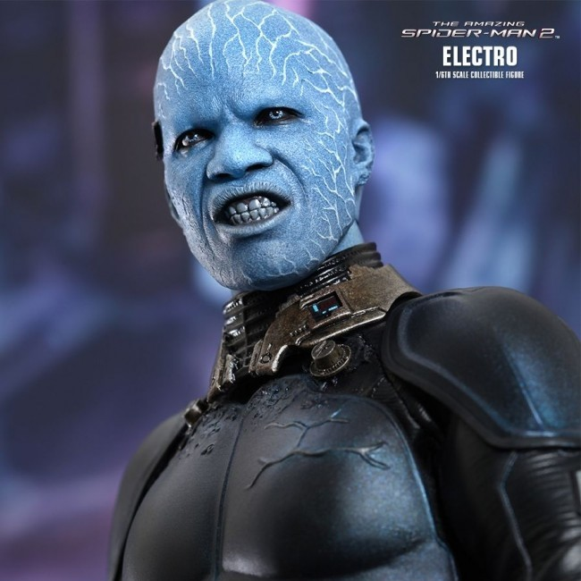 Electro - Spider-Man 2 - 1/6 Scale Action Figur