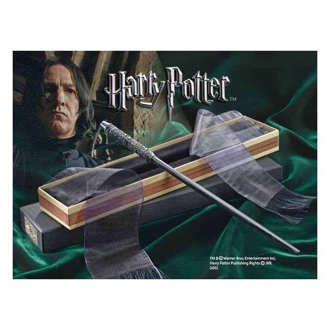 Zauberstab Professor Snape - Harry Potter - 1/1 Replik