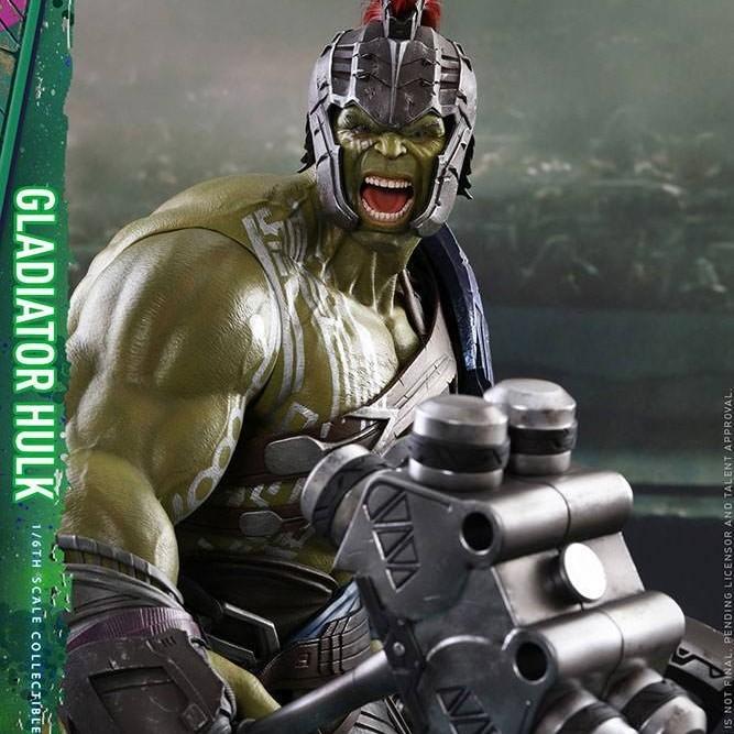 Gladiator Hulk - Thor Ragnarok - 1/6 Scale Figur