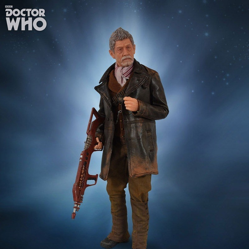 The War Doctor - Doctor Who - 1/6 Scale Figur