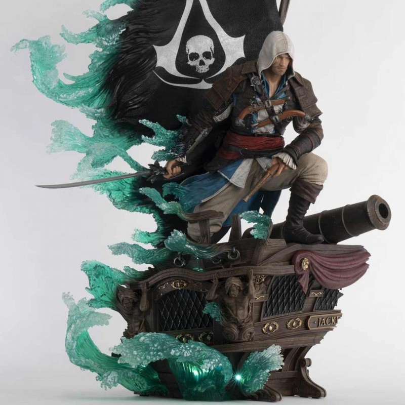 Animus Edward Kenway - Assassin´s Creed - 1/4 Scale Statue