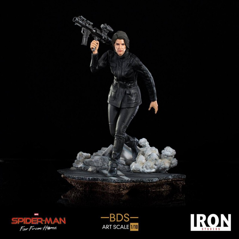 Maria Hill - Spider-Man: Far From Home - 1/10 BDS Art Scale Statue