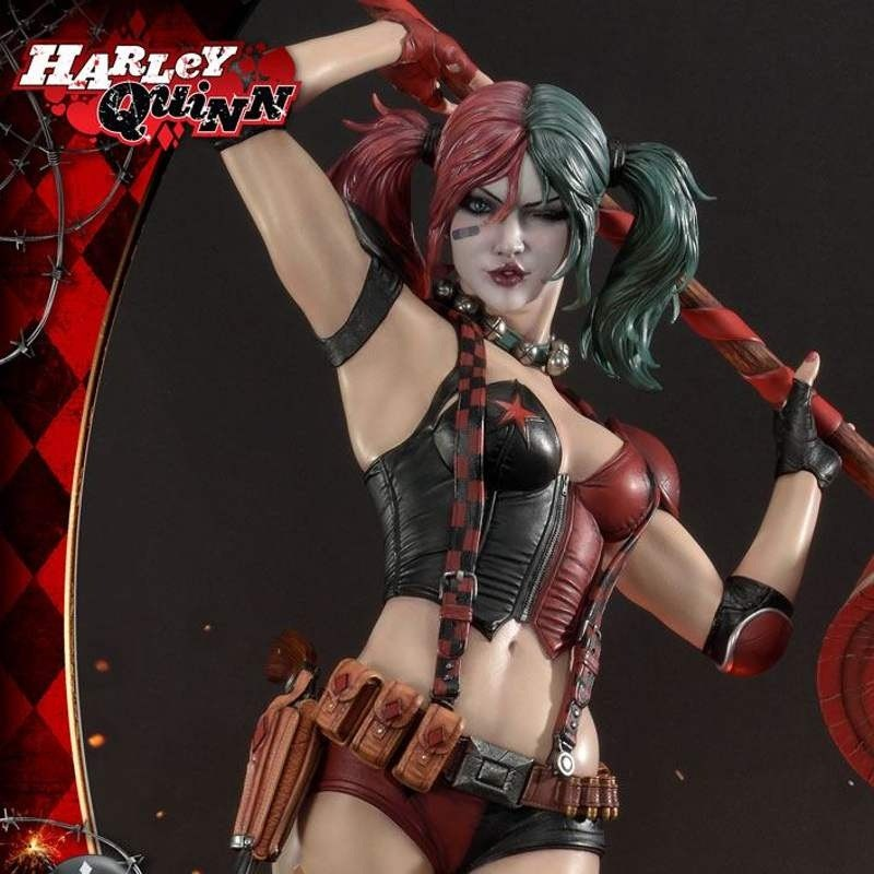 Harley Quinn - DC Comics - 1/3 Scale Museum Masterline Statue
