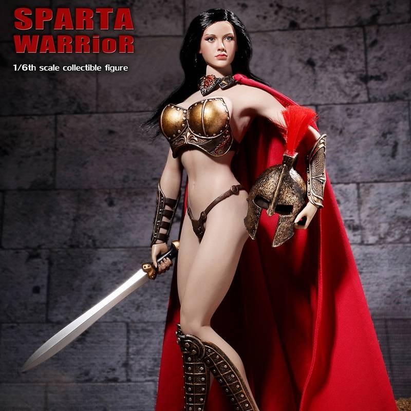 Sparta Warrior - 1/6 Scale Actionfigur