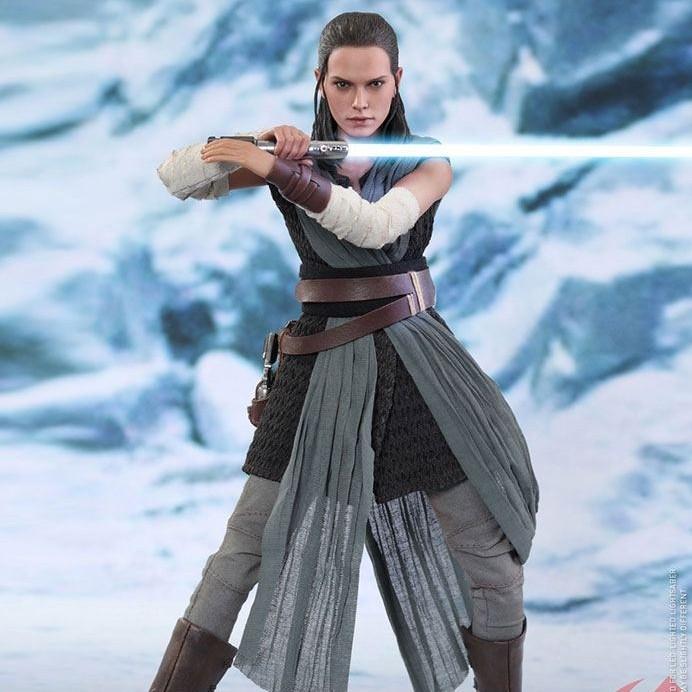Rey (Jedi Training) - Star Wars: The Last Jedi - 1/6 Scale Figur