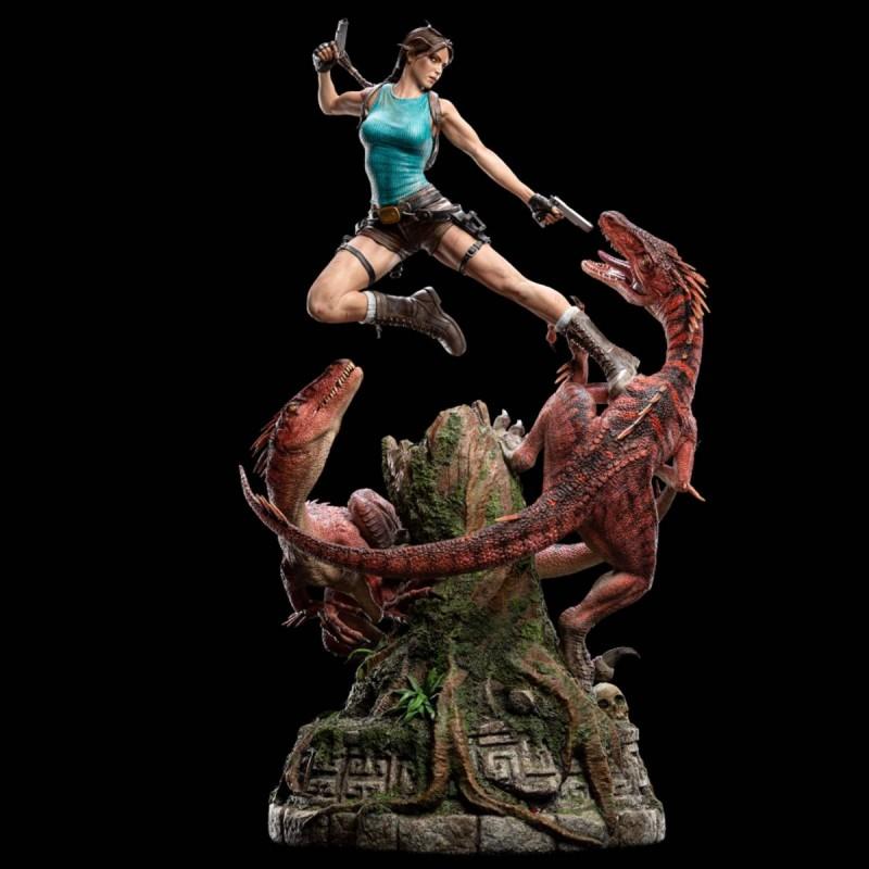 Lara Croft The Lost Valley - Tomb Raider - 1/4 Scale Statue