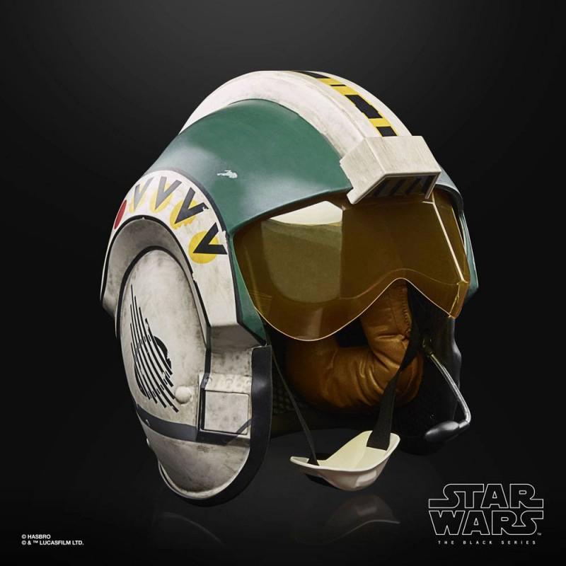 Wedge Antilles Battle Simulation Helmet - Star Wars - Elektronischer Premium-Helm