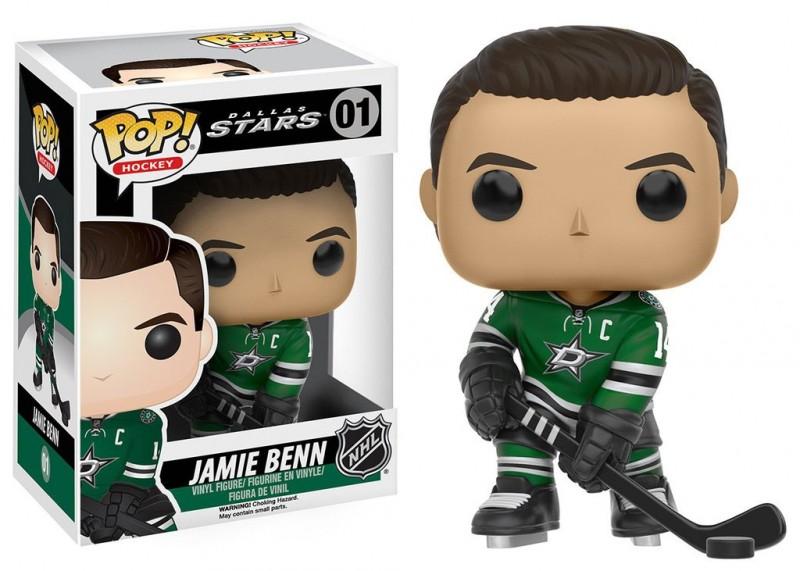 Jamie Benn - Dallas Stars - NHL POP!