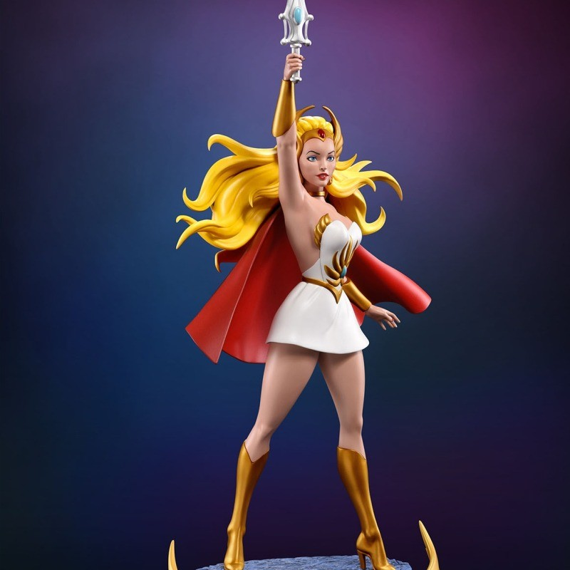 She-Ra - Master of the Universe - 1/4 Scale Statue