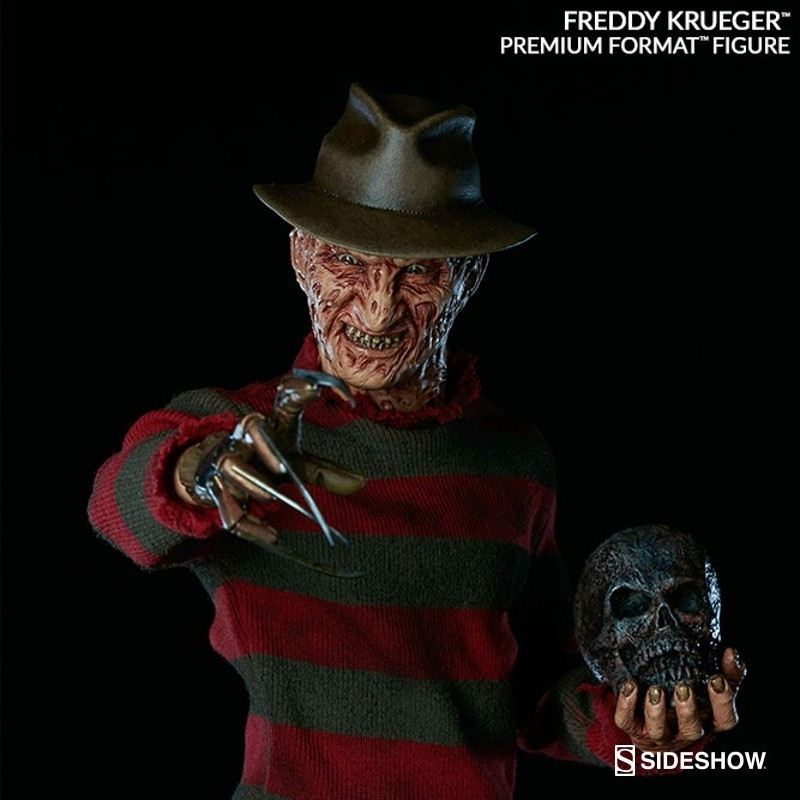 Freddy Krueger - Nightmare on Elm Street - Premium Format Statue