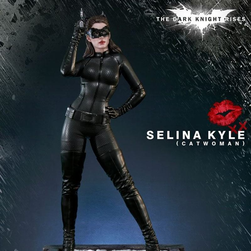Catwoman (Selina Kyle) - The Dark Knight Rises - 1/3 Scale Museum Masterline Statue
