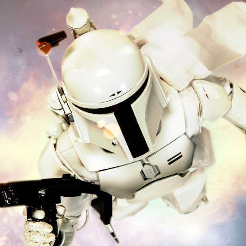 Boba Fett Prototype Armor - Star Wars - 1/6 Scale
