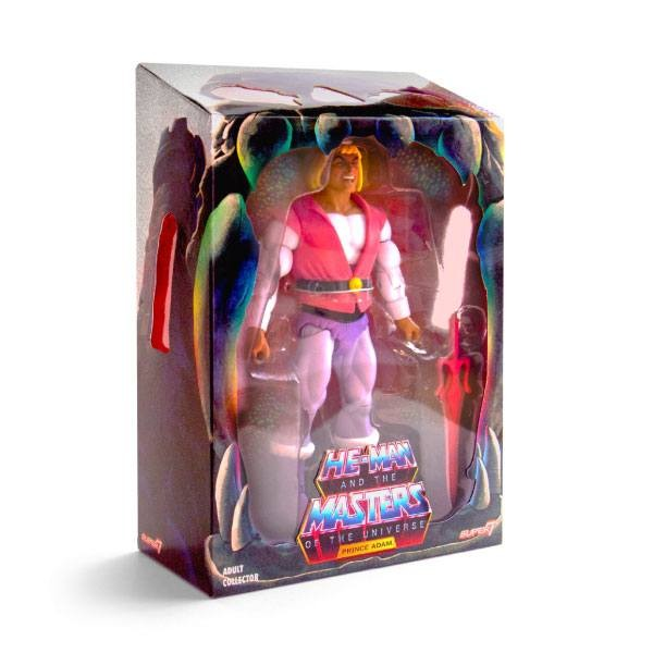 Laughing Prince Adam - Masters of the Universe - Actionfigur 20cm