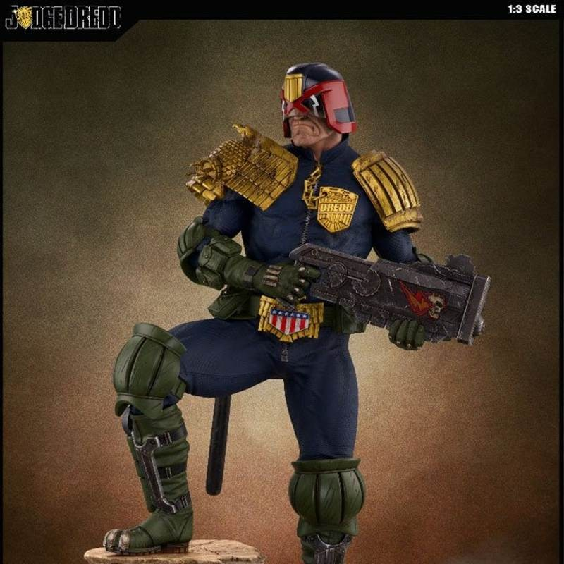 Judge Dredd - 2000 AD - 1/3 Scale Statue