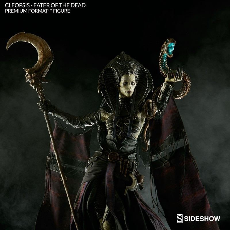 Cleopsis: Eater of the Dead - Premium Format Statue