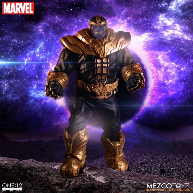 Thanos - Marvel Universe - 1/12 Scale Figur